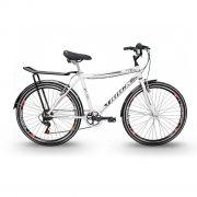 Bicicleta Track Bikes City Urb Conforto Aro 26 Seminova