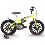 Bicicleta Track Bikes Dino Infantil Aro 16 Seminova