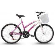 Bicicleta Track Bikes Parati Juvenil Aro 24