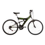 Bicicleta Track Bikes TB 100 Mountain Bike Aro 26 Seminova