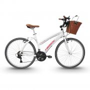 Bicicleta Track Bikes Week 200 Conforto Aro 26 Seminova