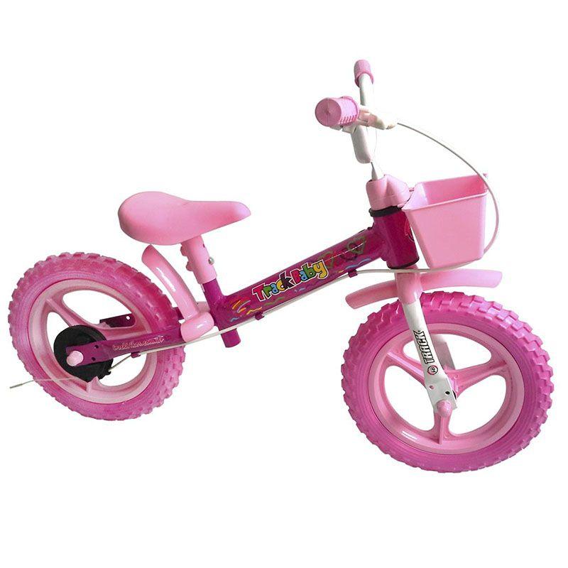Bicicleta Aro 12 Track Baby Sem PedalTrack & Bikes