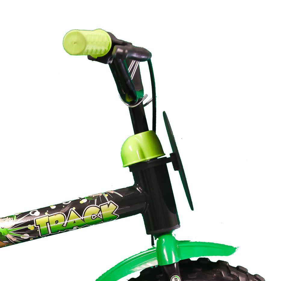 Bicicleta Track Bikes Arco Iris Infantil Aro 12