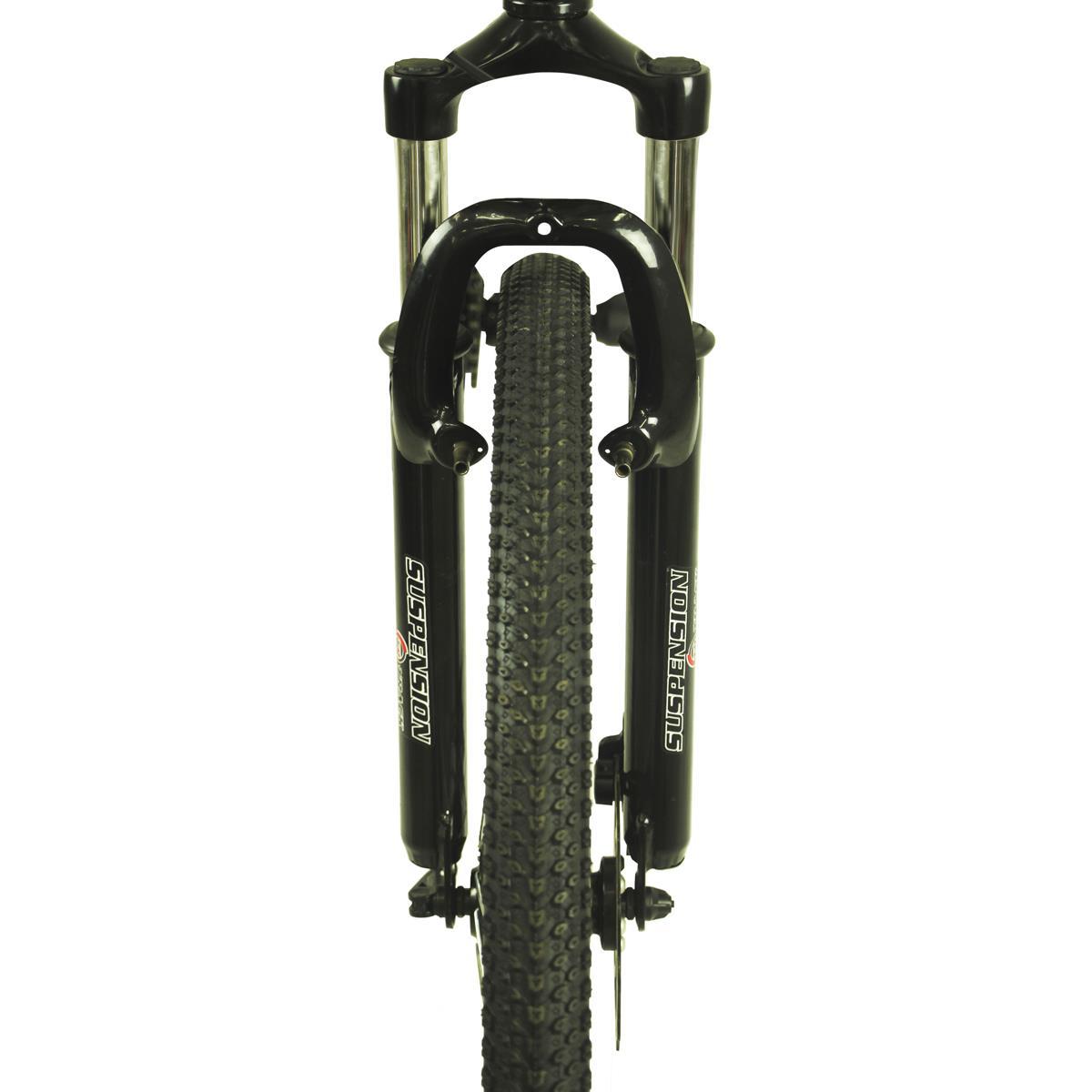 Bicicleta Track & Bikes Black Aro 29 Suspensão Dianteira 21 Marchas