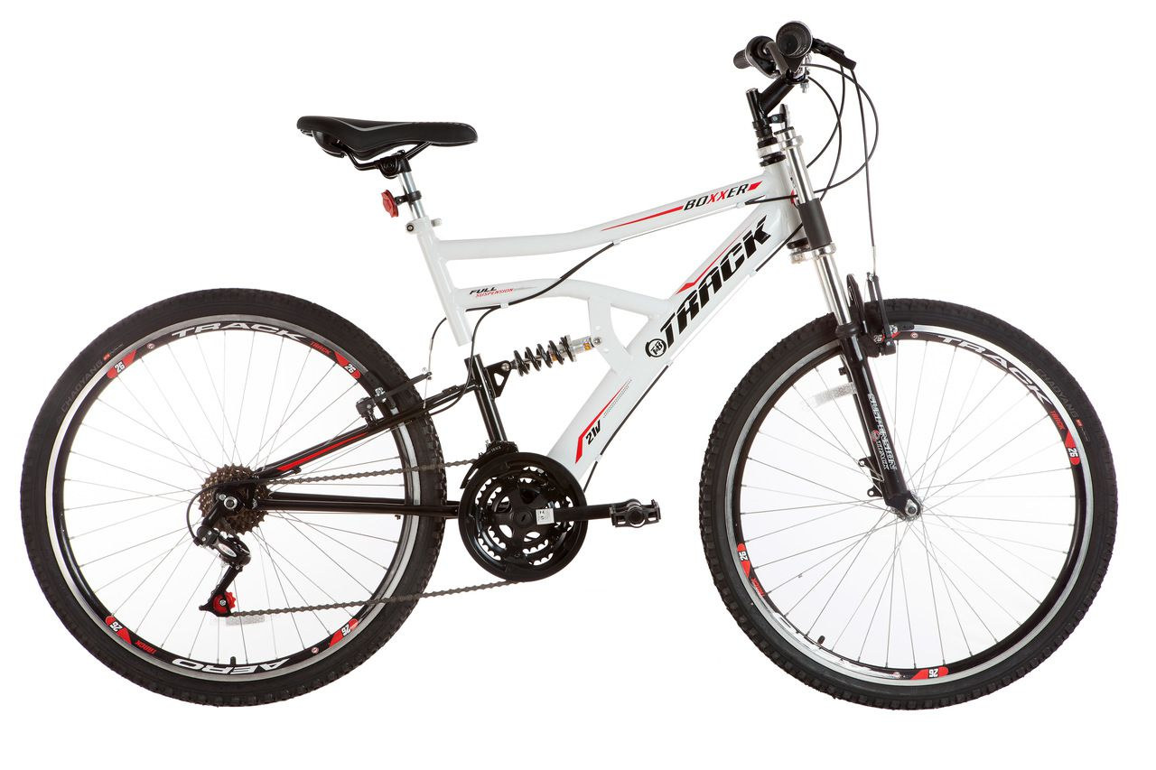 b81343b51 Bicicleta Track Bikes Boxxer New Mountain Bike Aro 26 Seminova ...
