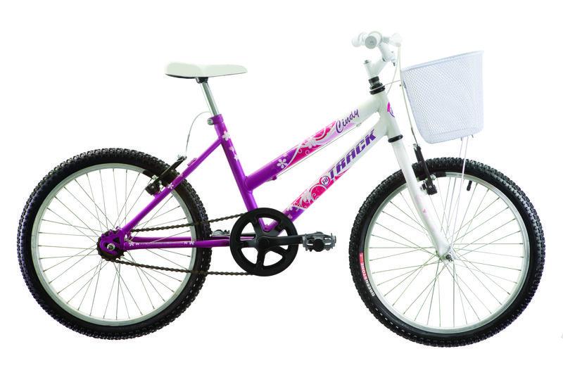 Bicicleta Track Bikes Cindy Juvenil Aro 20 Seminova