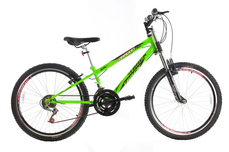 Bicicleta Track Bikes Dragon Fire Juvenil Aro 24 Seminova