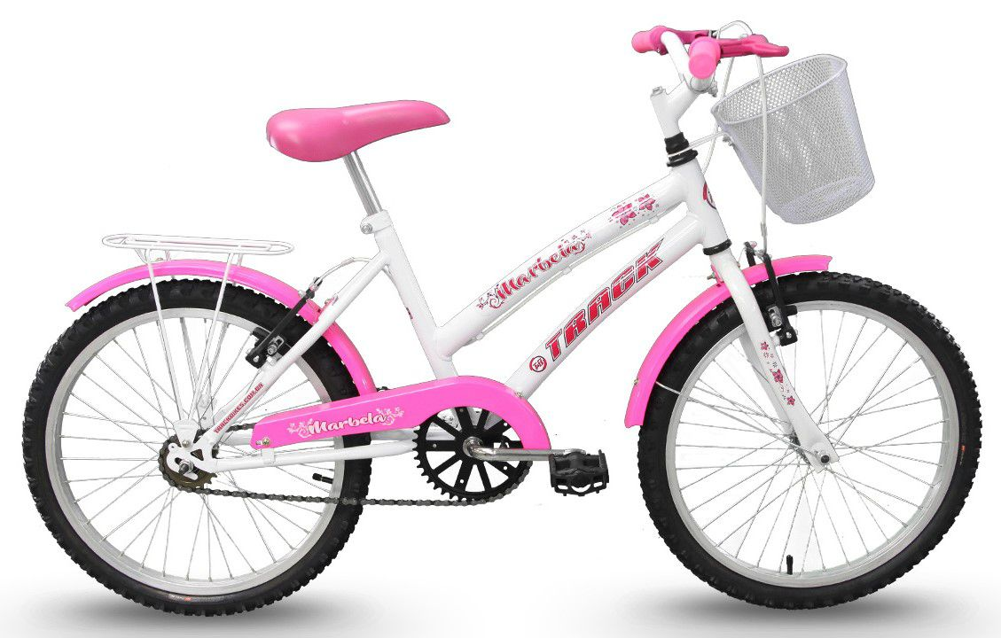 Bicicleta Track Bikes Marbela Juvenil Aro 20 Seminova