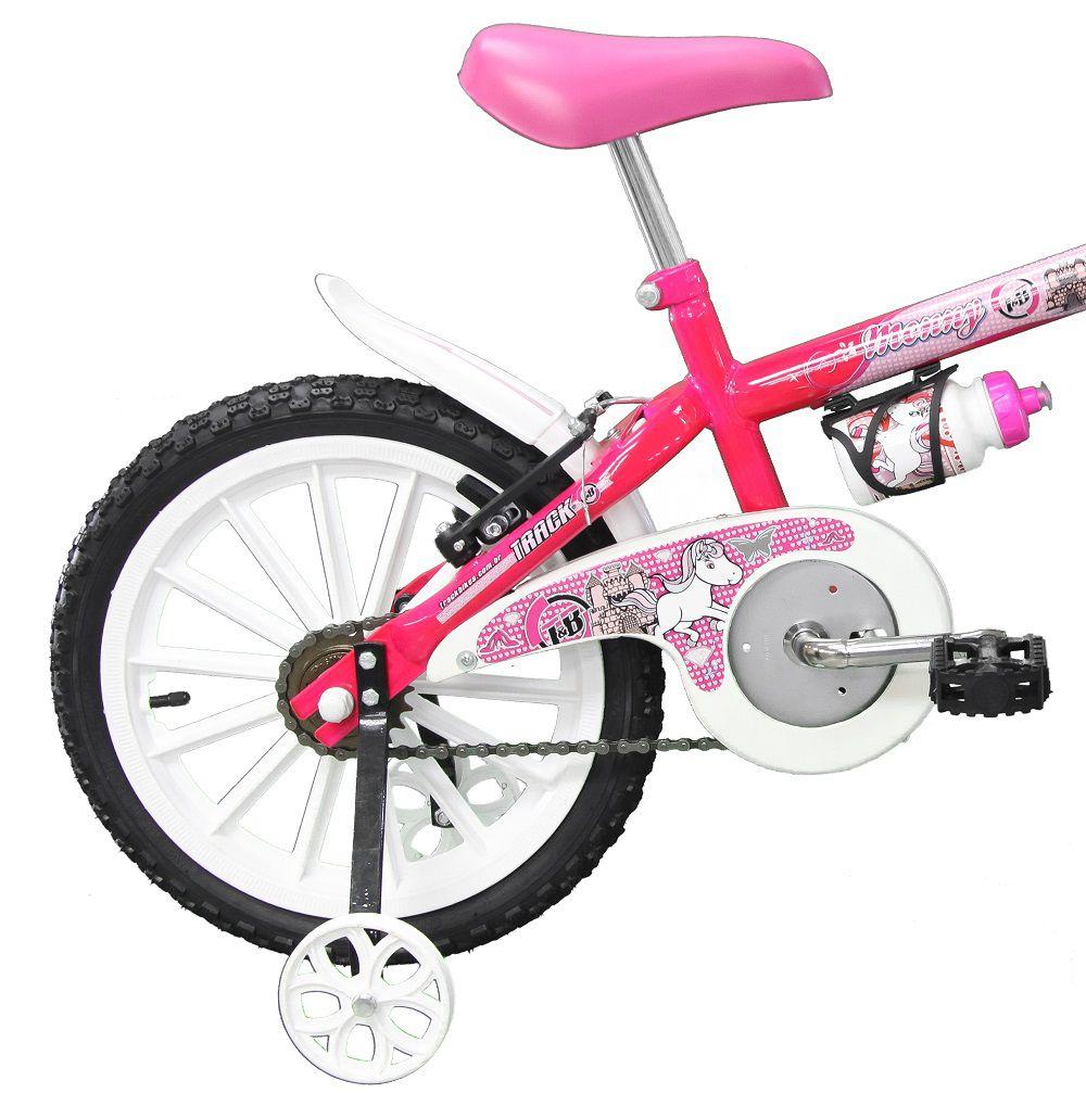 Bicicleta Track Bikes Monny Infantil Aro 16 Seminova