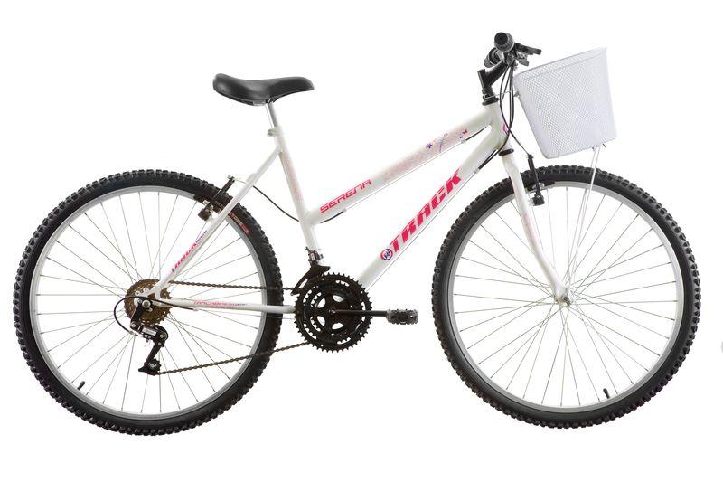 Bicicleta Track Bikes Serena Moutain Bike Aro 26 Seminova