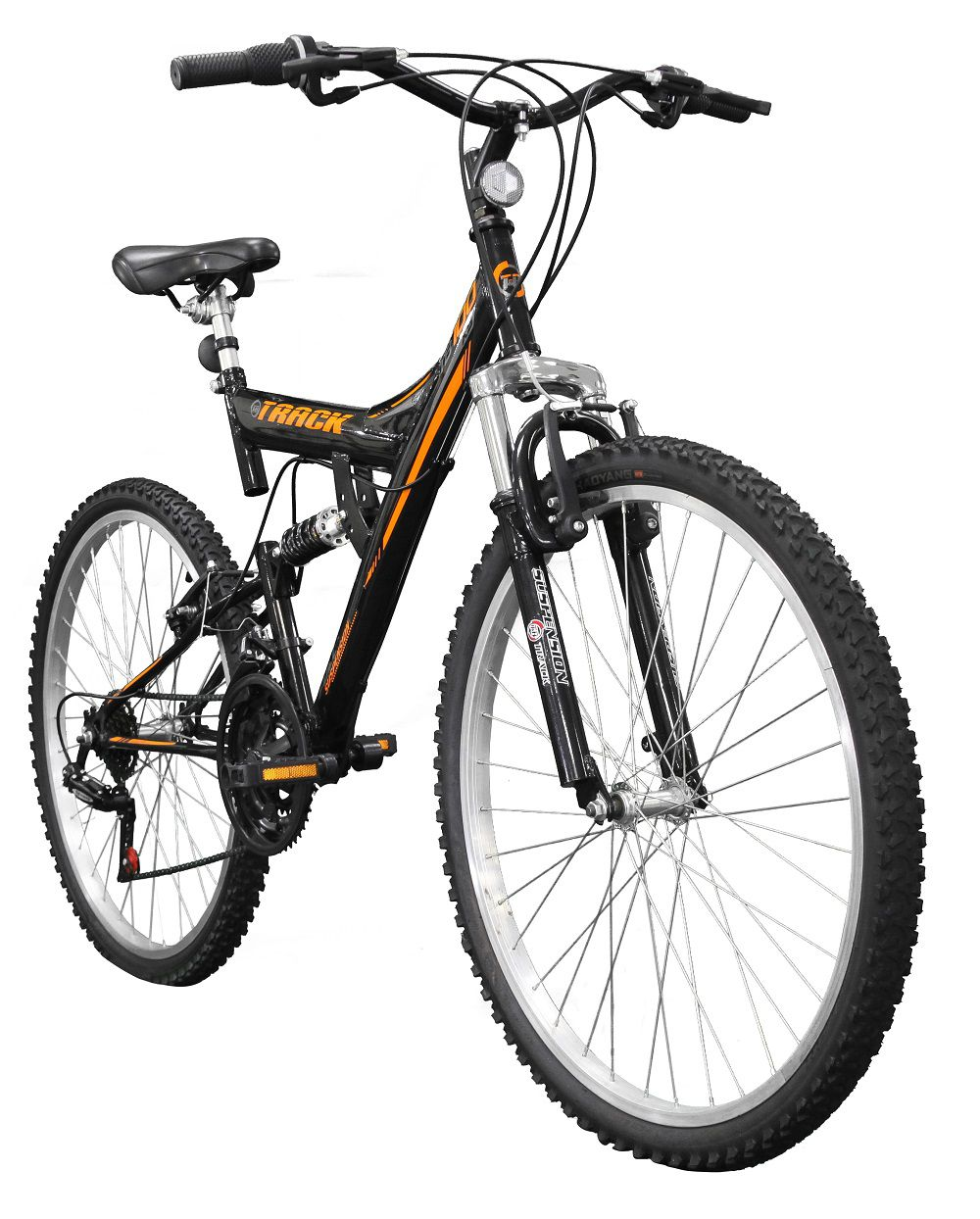 Bicicleta Track Bikes TB 100 Mountain Bike Aro 26 Seminovo