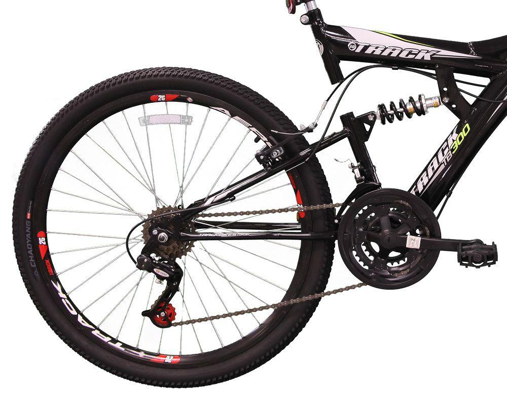 Bicicleta Track Bikes TB 300 Mountain Bike Aro 26 P