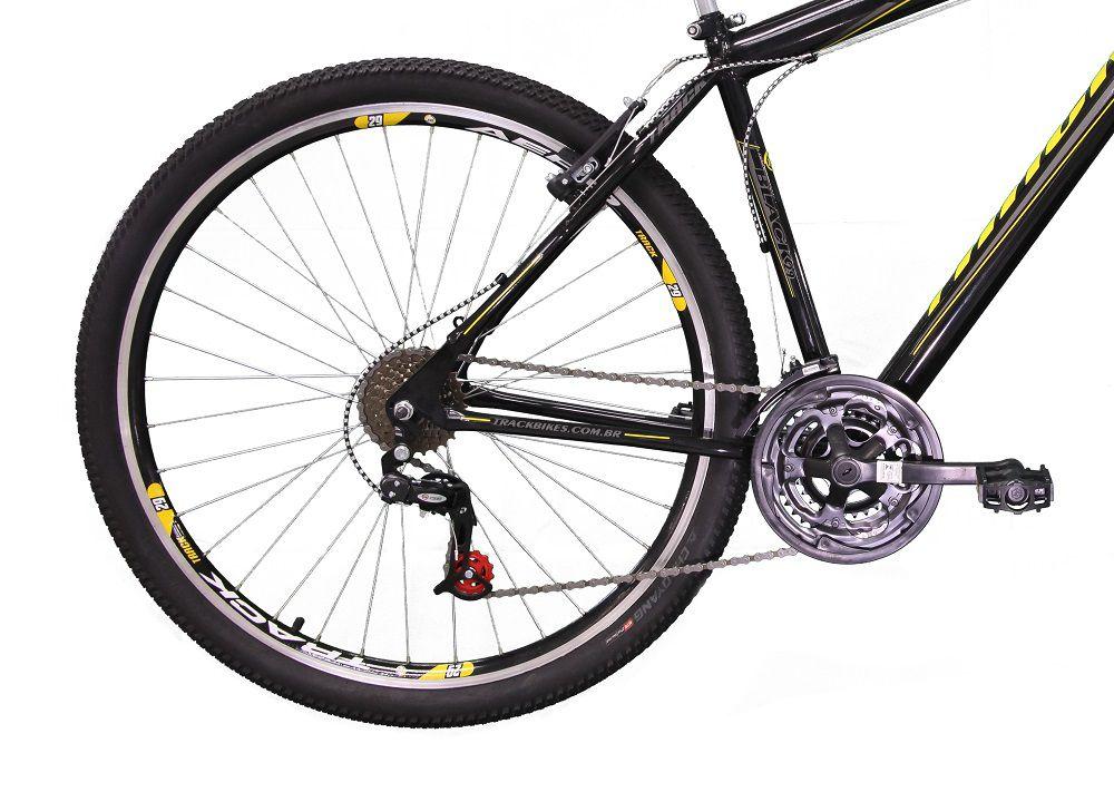 Bicicleta Track Bikes TB Black 29 Mountain Bike Aro 29