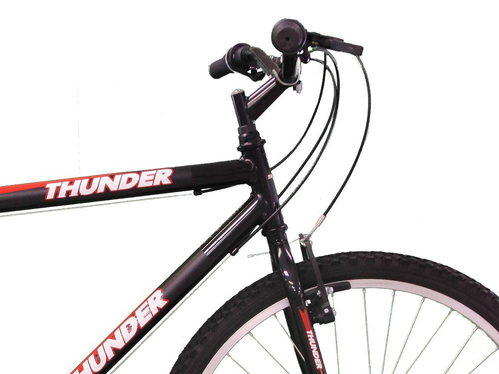 Bicicleta Track Bikes Thunder Mountain Bike Aro 26 SemiNova
