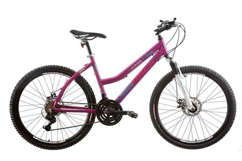 Bicicleta Track Bikes TK 450 MG Passeio Aro 26