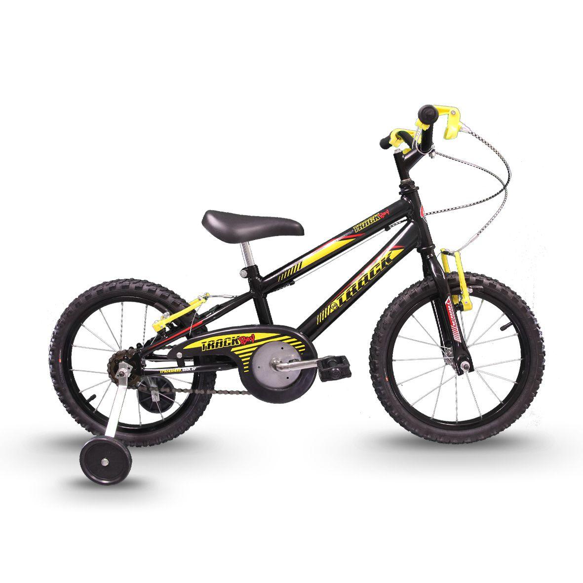 Bicicleta Track Bikes Track Boy Infantil Aro 16 Seminova