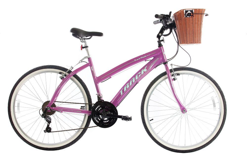 Bicicleta Track Bikes Week 200 Conforto Fem Aro 26 - PH