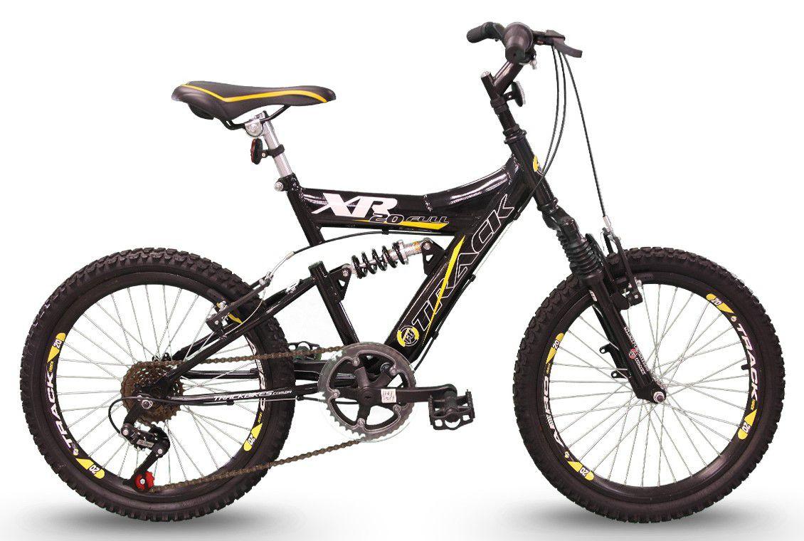 Bicicleta Track Bikes XR 20 Juvenil Aro 20