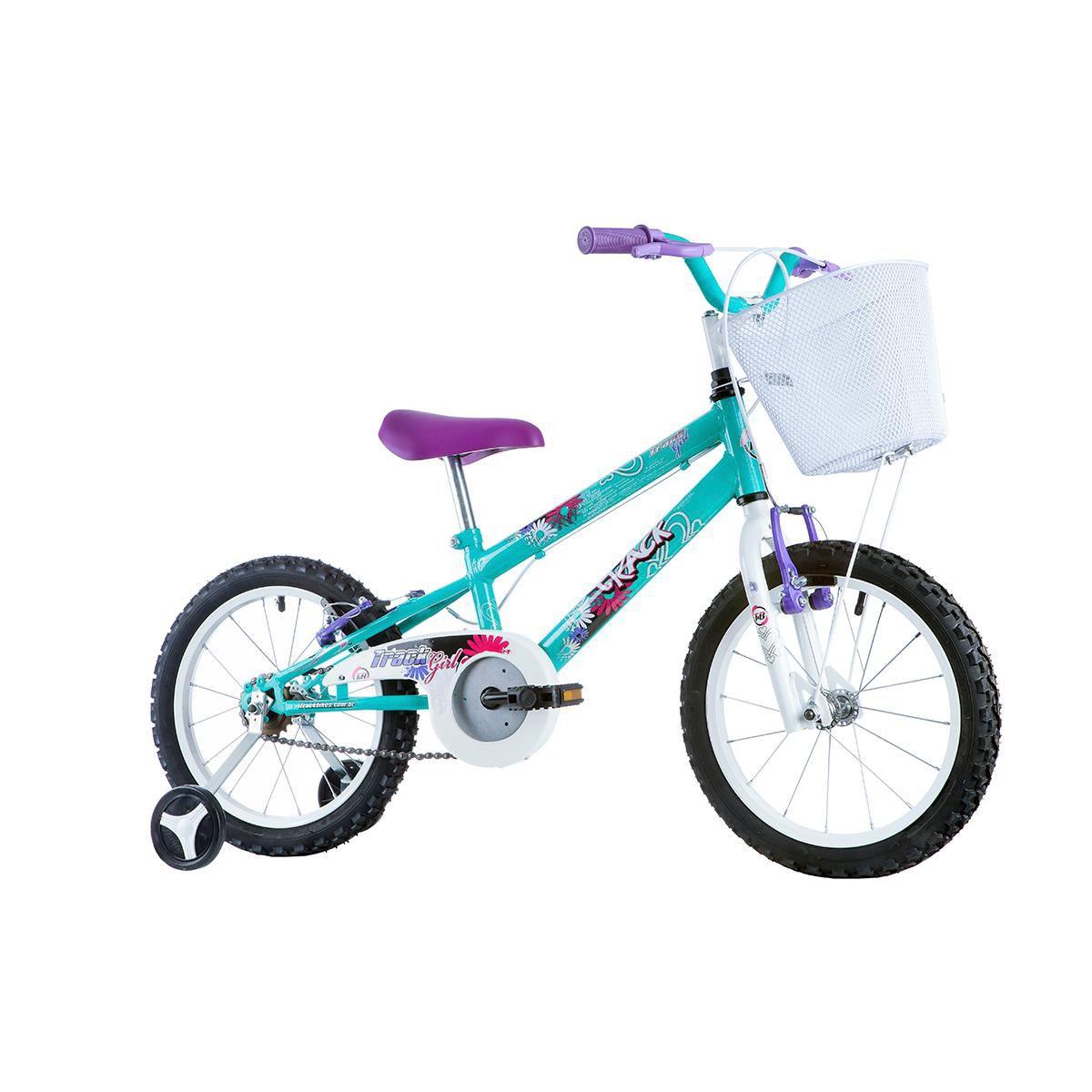 Bicicleta Track & Bikes Aro 16 Girl