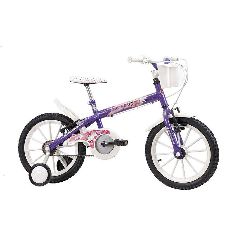 Bicicleta Track & Bikes Aro 16 Monny