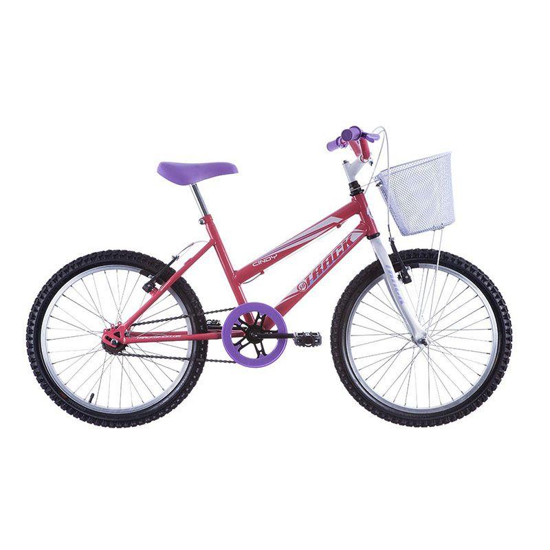Bicicleta Track & Bikes Aro 20 Cindy
