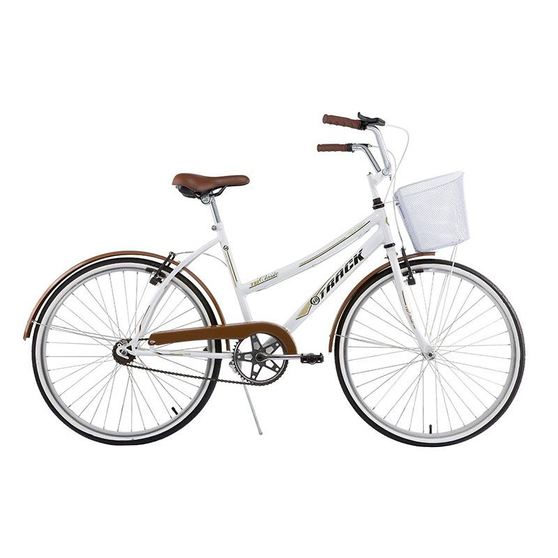 Bicicleta Track & Bikes Aro 26 Classic Pluss