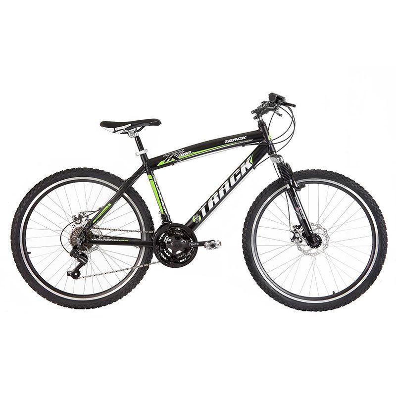 Bicicleta Track & Bikes Aro 26 TK480 Alumínio 21v Disk Brake