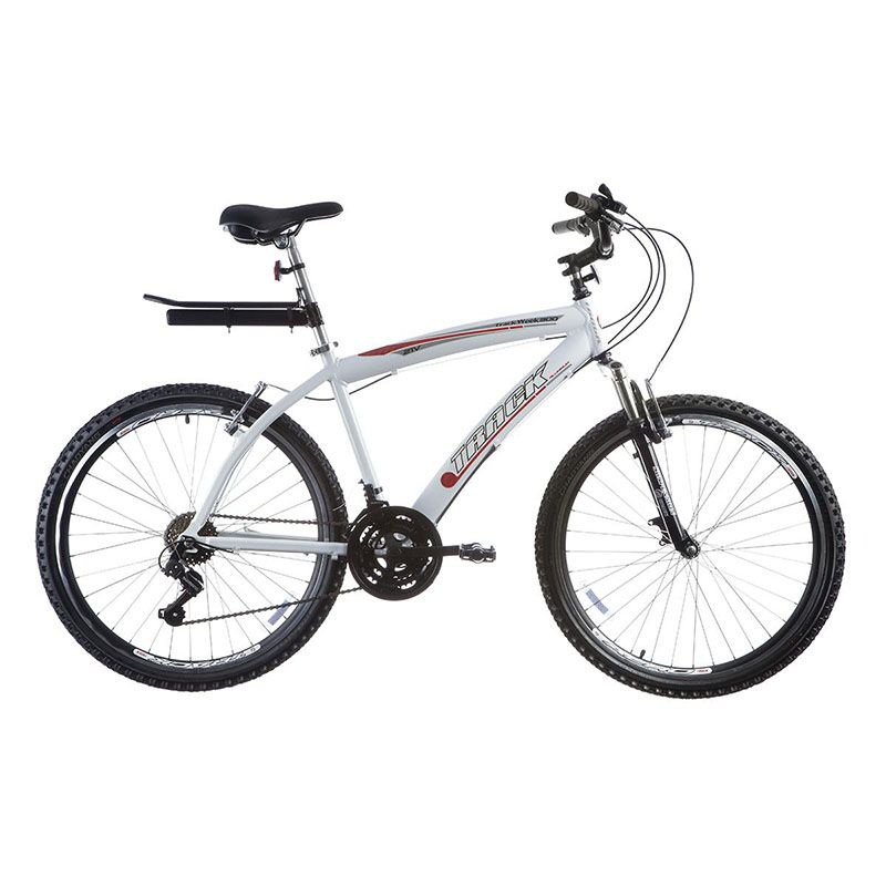 Bicicleta Track & Bikes Aro 26 Week 300 Plus 21 Marchas Shimano Quadro Alumínio