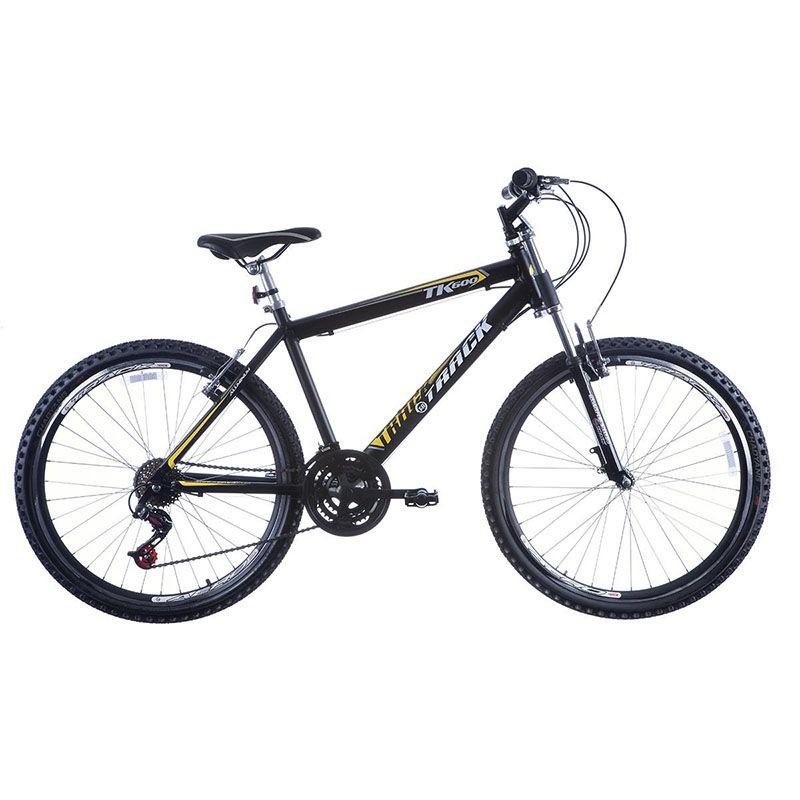 Bicicleta Track & Bikes Aro 26 XK 600 21 Marchas Quadro Alumínio