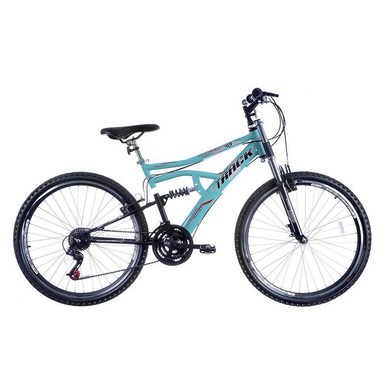 Bicicleta Track & Bikes Boxxer New Aro 26 - 21v
