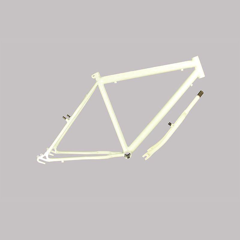 Quadro de Bikes Aro 26 Alumínio Com Garfo - Track & Bikes