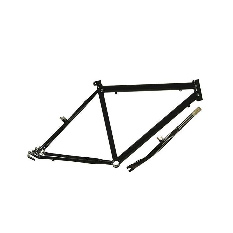 Quadro de Bikes Aro em Alumíni Aro 26 Com Garfo - Track & Bikes