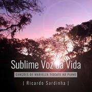 CD - Ricardo Sardinha - Sublime Voz da Vida