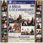 DVD - Yasmin Madeira - A bíblia e os evangelhos segundo o espiritismo