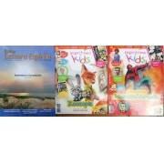Kit - Revista Espiritismo Kids