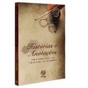 Livro - Chico Xavier - Historias e Anotações