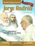 Revista Cultura Espírita 96 - Companheiros - Vida e Obra de Jorge Andréa