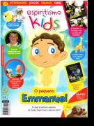 Revista Espiritismo Kids 08 - O Pequeno Emmanuel