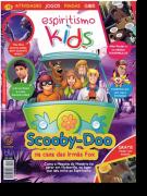 Revista Espiritismo KIds 13 - Scooby-Doo na Casa das Irmãs Fox