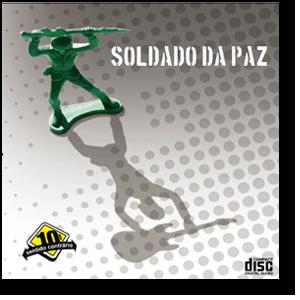 CD - Banda Sentido Contrário - Soldado da Paz