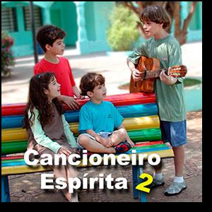 CD - Cancioneiro Espirita II