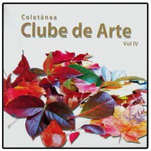 CD - Coletânea Clube de Arte Volume 4