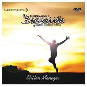 CD - Milton Menezes - Superando a Depressão