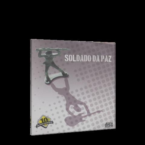 CD - Sentido Contrario - Soldado da Paz