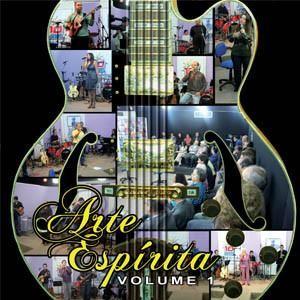 DVD - Arte Espirita Volume 1
