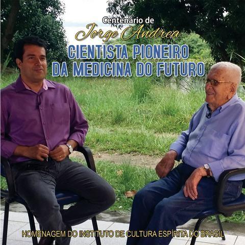 DVD - Jorge Andréa - Centenário Jorge Andréa
