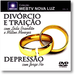 DVD - Leila Brandão e Milton Menezes | Divórcio e Traição
