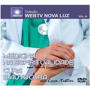DVD - Medicina na Espiritualidade