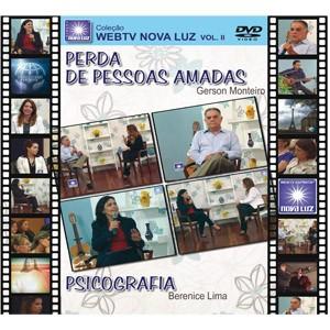 DVD - Gérson Monteiro e Berenice Lima - Perdas de Pessoas Amadas