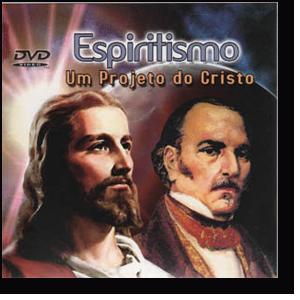 DVD - Yasmin Madeira - Espiritismo, um Projeto do Cristo